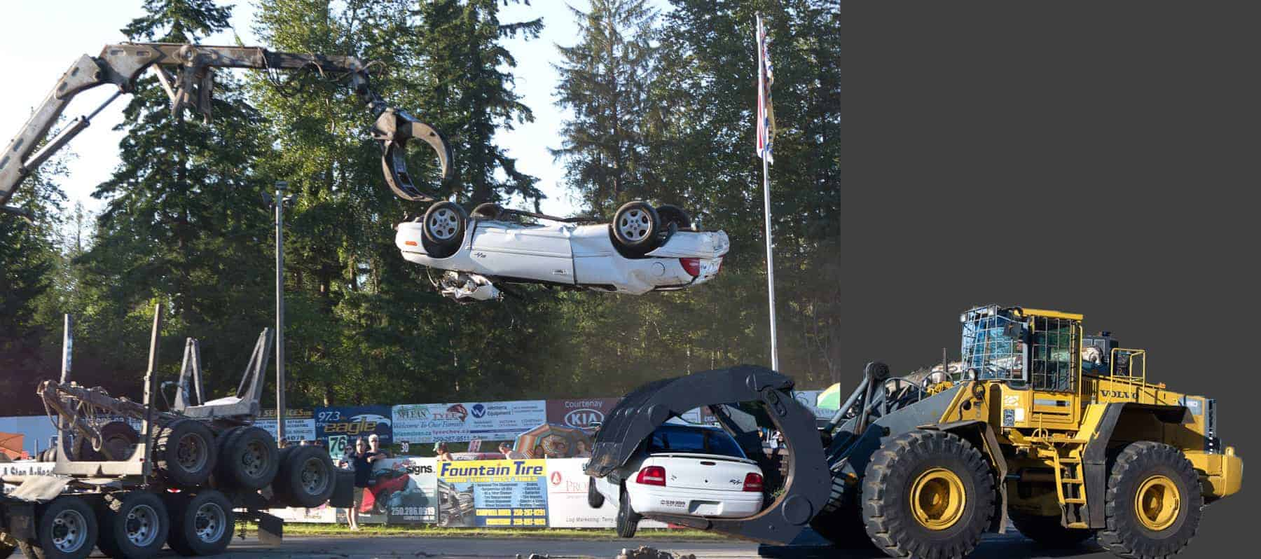 Logging Truck Rodeo is back!