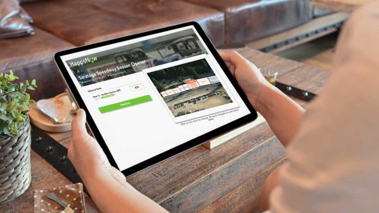 New online ticketing and menu ordering